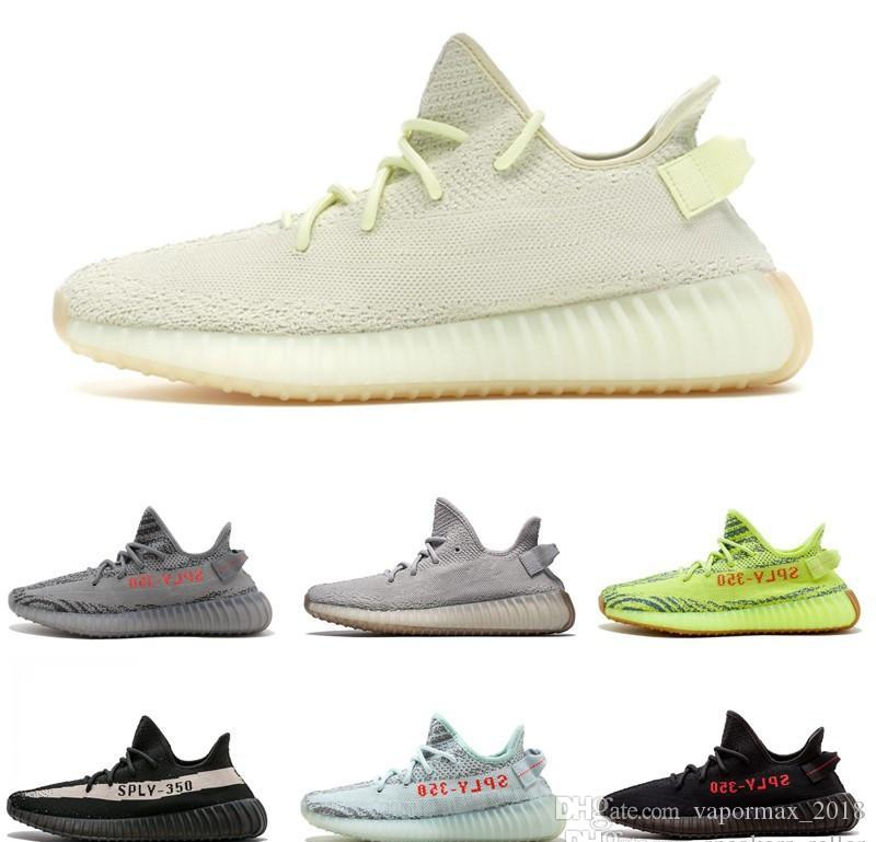 best loved d6b3e fa14f Compre Butter Sply 350 V2 Zebra Sesame Bred Beluga 2.0 Blue Tint Semi  Frozen Yellow Cream Negro Rosa Beige Running Shoes Sneakers A  106.54 Del  ...
