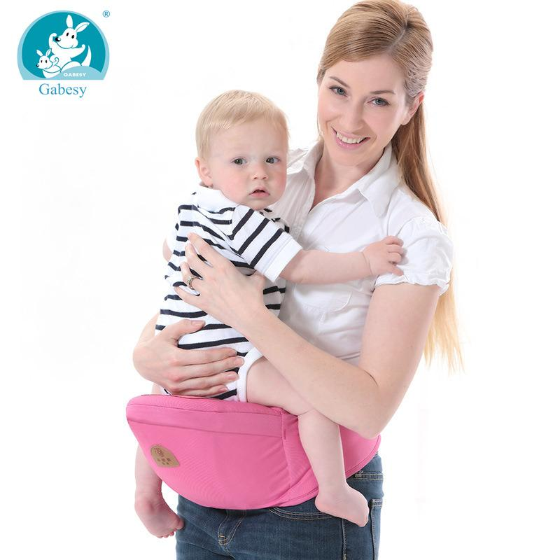 c9b16ebc2f5 2017 New Baby Carrier Big Waist Stool Design Walkers Baby Sling Hold ...