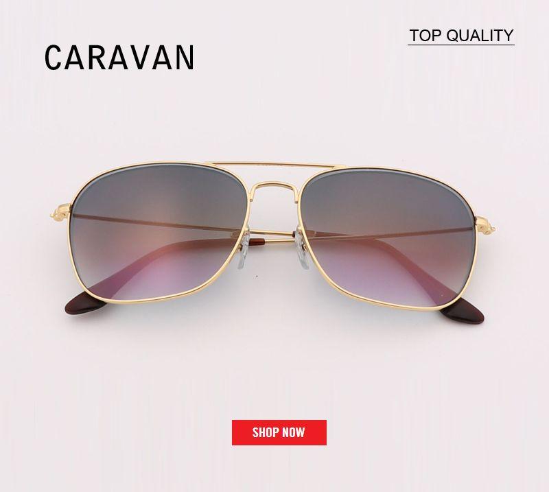 bc5c53b64f Compre Nuevo Gradiente Cuadrado Gafas De Sol Hombres Vintage Retro  Diseñador De La Marca 3136 Caravana De Lujo Gafas De Sol Hombre Gafas De Sol  Gafas Retro ...