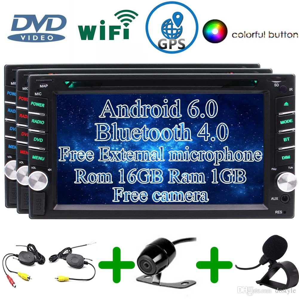Eincar Wireless Backup Camera Android 6 0 Car Stereo External Micro
