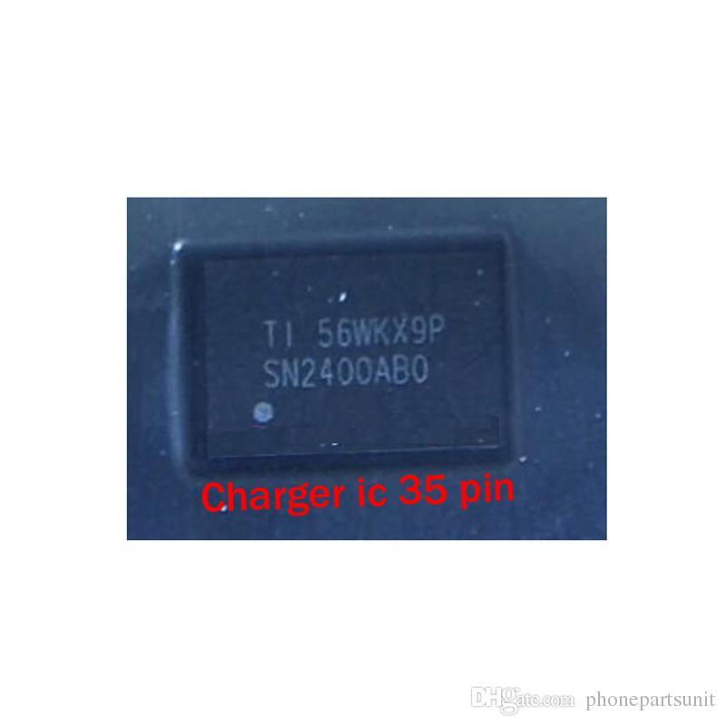 5 unids / lote SN2400AB0 Original nuevo U2300 para iPhone 5SE 6S 6SP 6Splus IC de carga SN2400ABO Cargador Ic Chip de 35 pines Control USB IC Partes