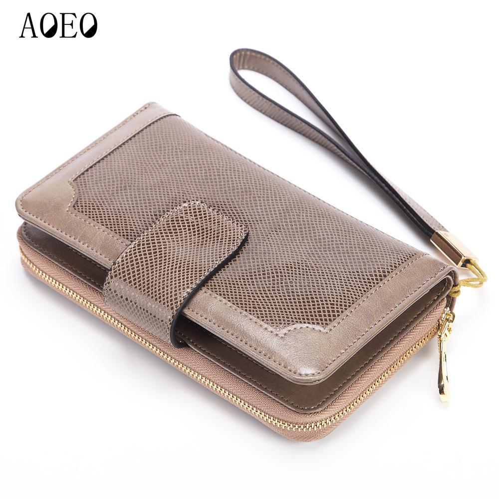 Obligatorisch Frauen Brieftaschen Luxus Marke 2019 Neue Design Hohe Qualität Mode Mädchen Geldbörse Karte Halter Gepäck & Taschen