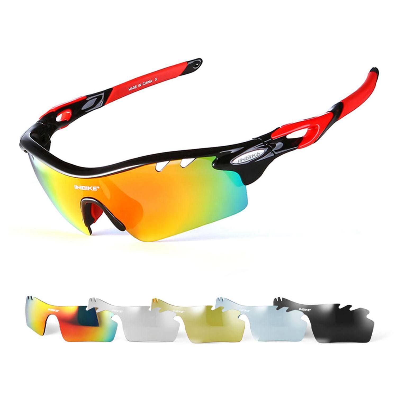 40d0d6d1328ca Compre Bom Negócio Ciclismo Óculos Polarizados Bicicleta Eyewear Óculos De  Bicicleta Esportes Ao Ar Livre Bicicleta Óculos De Sol Óculos De Proteção 5  ...