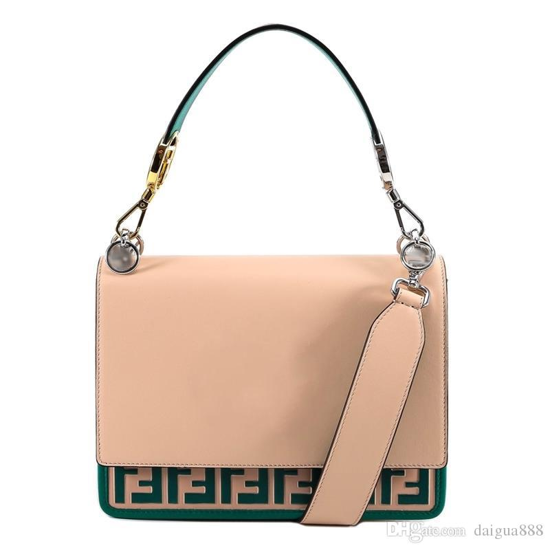 2019 New 2019 Hot USA Style Fashion Women Handbags High Quality Genuine  Leather Letter Pattern Shoulder Crossbody Bag Brand From Daigua888,  96.29    DHgate. 0f61150c0d