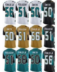 b5d87e107 2018 Custom Men Youth Women  50 Telvin Smith 51 Paul Posluszny 56 Dante  Fowler Jr Vapor Untouchable Limited Rush Elite Jerseys From Qqtrade jersey