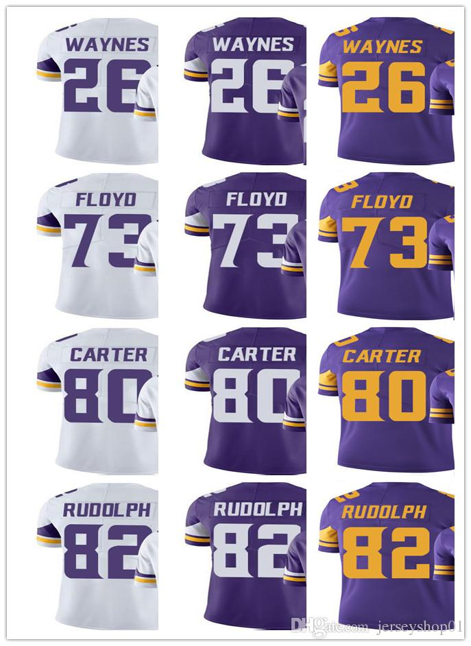 new product cfb49 caaed free shipping kyle rudolph 82 jersey xl 89887 dbf69