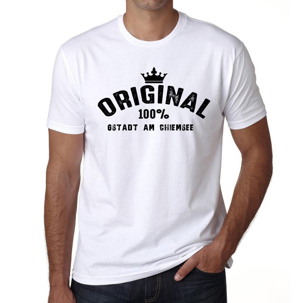 40205bd225e5c7 Original Gstadt Am Chiemsee Tshirt, Homme Tshirt Blanc, Cadeau Tshirt,  GeschenkFunny Unisex Casual Tee Gift Cheap T Shirts Online Biker T Shirts  From ...