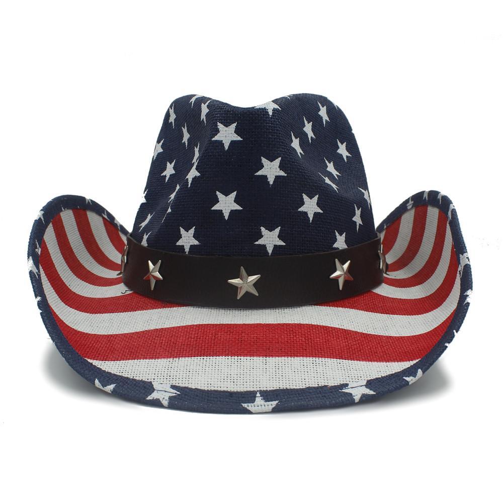 Men straw cowboy hat for dad western sombrero hombre cowboy caps jpg  1000x1000 Sombrero hombre 50ba580f6b7