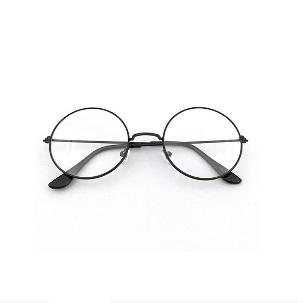 b008776f4 2019 Women Men Retro Round Metal Frame Clear Lens Glasses Nerd Spectacles  Eyeglass From Strips, $23.56 | DHgate.Com