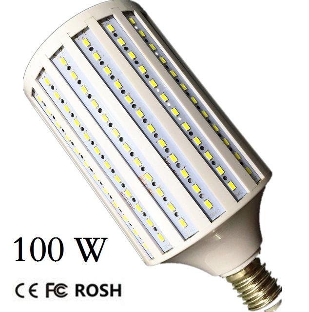 Bright 40w 50w 60w 80w 100w Led Bulbs E27 E40 B22 Smd 5730