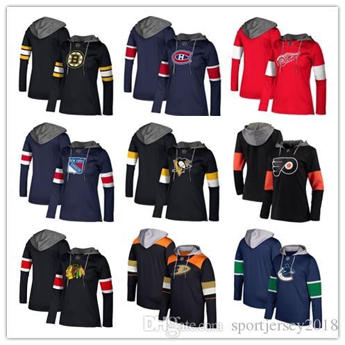2019 2018 2019 NHL Sweaters Hockey SWEATERS Jerseys Men S Sport   Outdoor  Jerseys Sweaters Hockey Hoodie Size M XXXL From Sportjersey2018 6584b05dcec