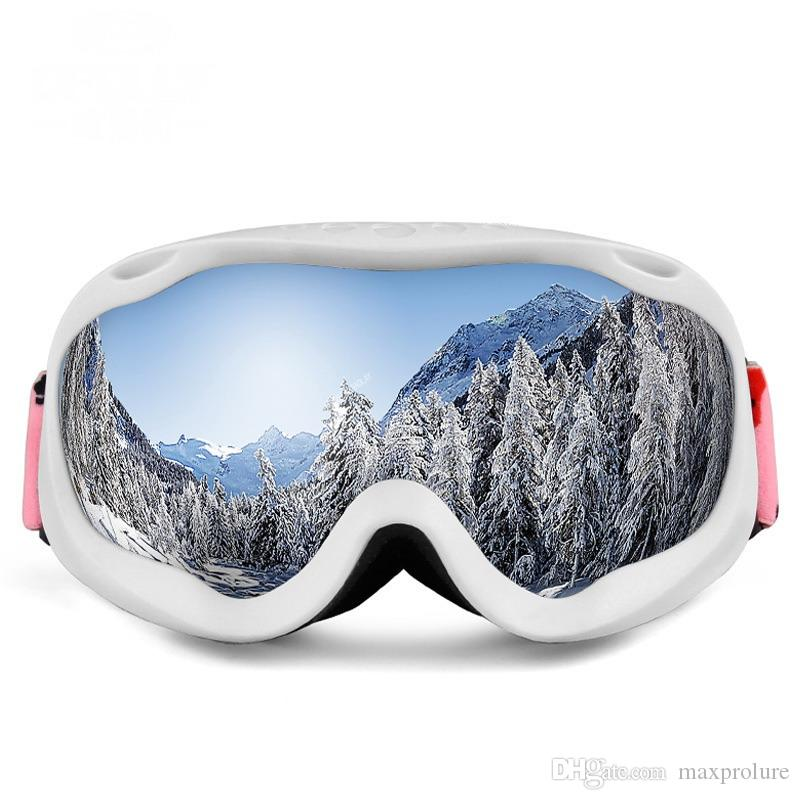 ski goggles double layers anti-fog big ski mask glasses skiing men women snow snowboard goggles personality Goggles Avantgarde Hot products