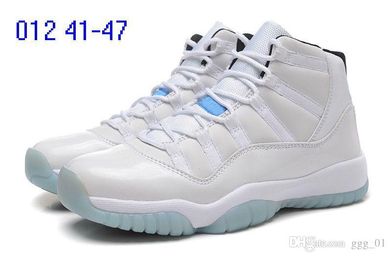 classics Mid cutb NO.11 Men's basketball shoes Hot selling light comfortable sport shoes XI MID cut sneaker boot for men