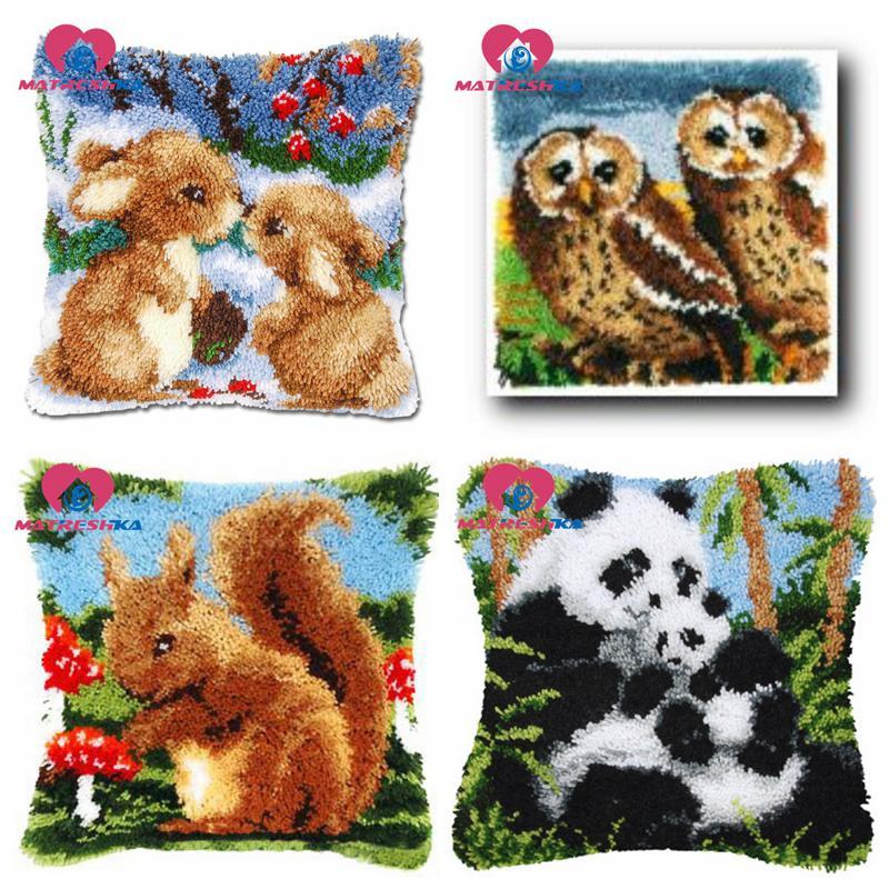 Animals Stool Elk Crochet Crochet Furniture Crochet Crafts En