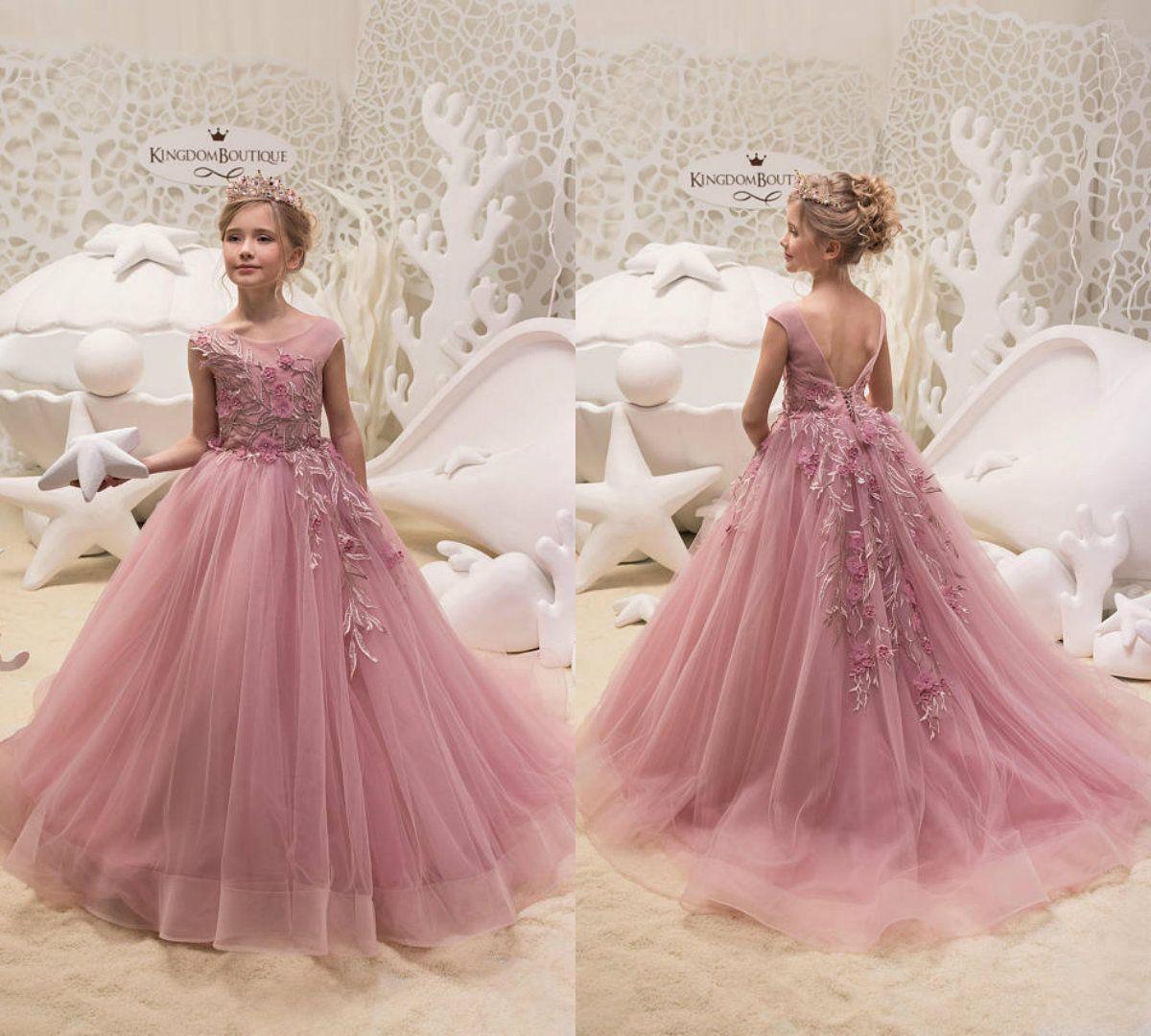 3f6348bdc2ae Beautiful Purple Flower Girl Dresses   Huston Fislar Photography