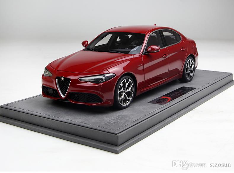 High End Simulation Car Model Alfa Romeo Giulia Veloce - Alfa romeo model