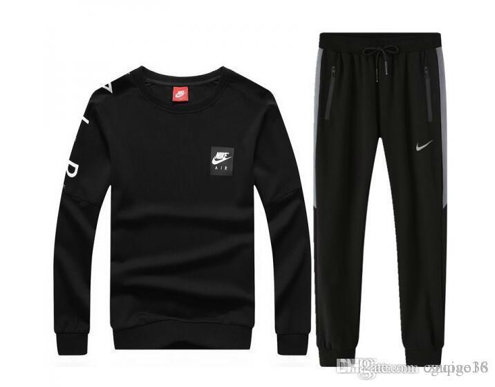 Costume 2018 Nike Hommes Sport Pas Survêtement Acheter Blanc 5PXwFxP