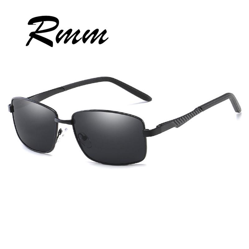 a475f99b91 Rmm 2018 New Retro Men S Polarized Sunglasses Contain Black Sunglasses  Aluminum Magnesium Glasses Glasses Box Plus Cloth Circle Sunglasses Glass  Frames From ...