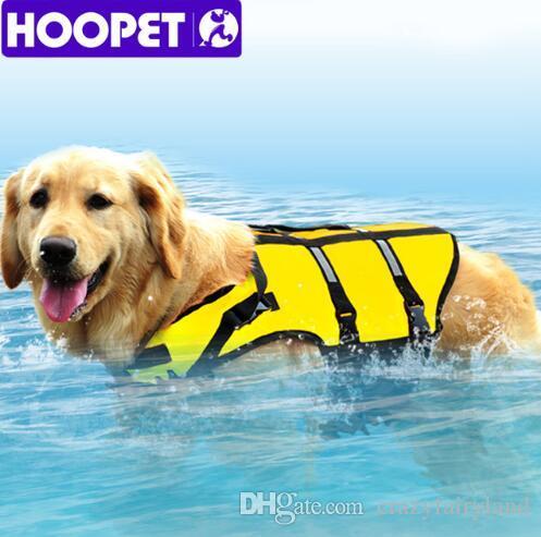 2018 big large dog life jacket safety vest surfing swimming clothes