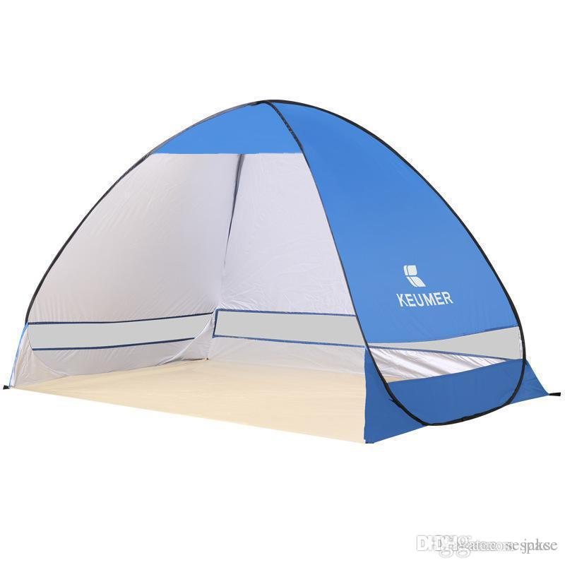 Wholesale Indoor Light Weight Large C&ing Folding Pop Up Tent Beach Party Tipi Waterproof 2 Person Tent Pink Fishing Tent Cot Beach Tents 8 Man Tent From ...  sc 1 st  DHgate & Wholesale Indoor Light Weight Large Camping Folding Pop Up Tent ...