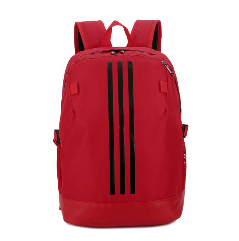 81f76587c9 Brand Backpack Stripe Designer Backpack Stylish School Bag Causal ...