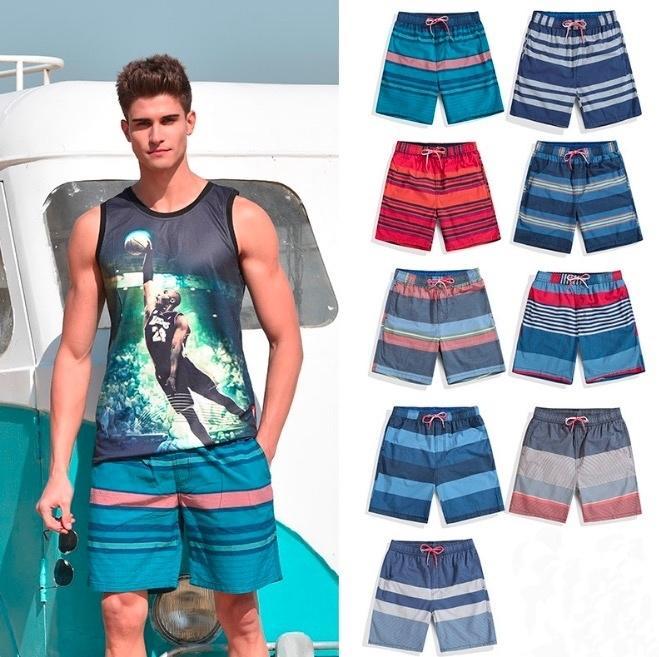 8c6b29247a 2019 Swim Trunks 2018 Summer Men'S Spandex Boardshorts Quick Dry Board  Shorts Bermuda Surf Beach Mens Sexy Swimwear Short Homme New Phantom From  Tory_kead, ...