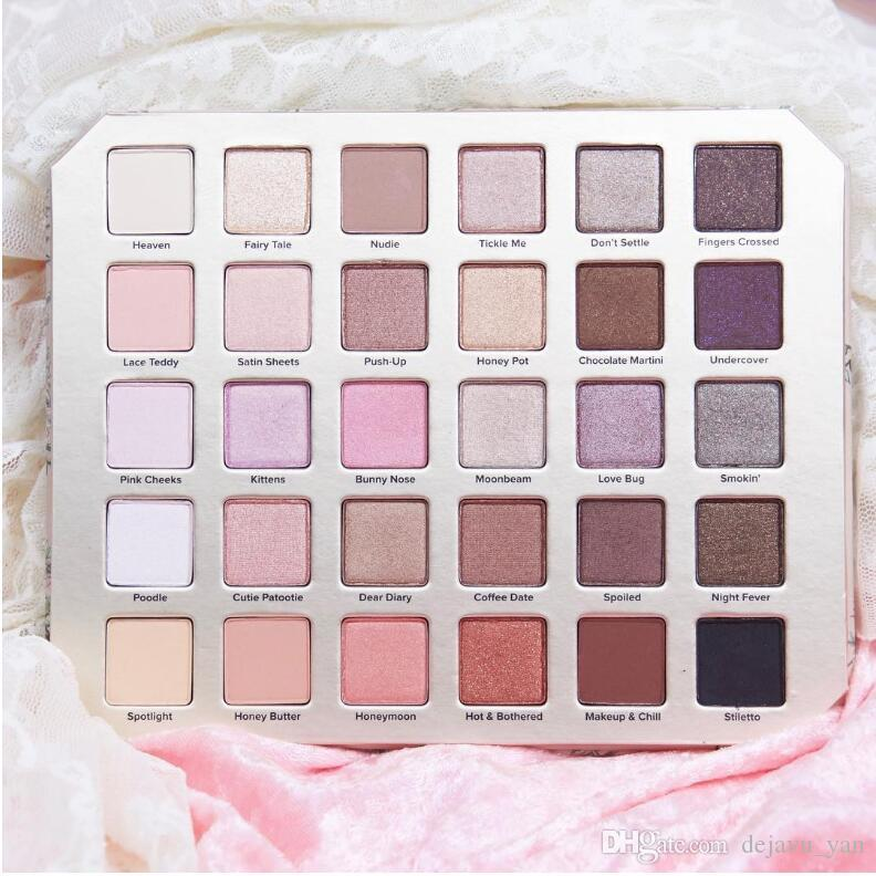 DHL free in stock Makeup eyeshadow palettes Chocolate Natural Love Eye Shadow cosmetics Collection Ultimate Neutral set