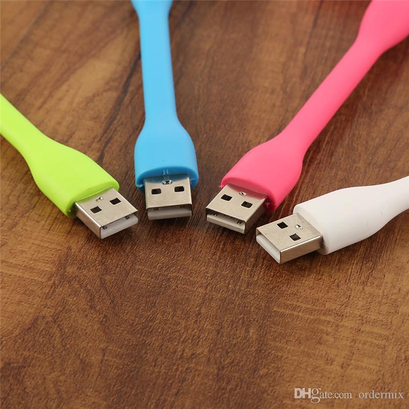 USB Вентилятор Гибкий Портативный Мини-Вентилятор Кулер Для Xiaomi Power Bank Ноутбук Летний Гаджет Android Телефон ПК Ноутбук Настольный