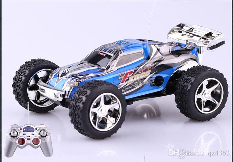 2019 off-road high-speed remote control car charging 5 stalls all-round speed Truck Car Motor Electric Off Off Road Drift Car Kart Mo