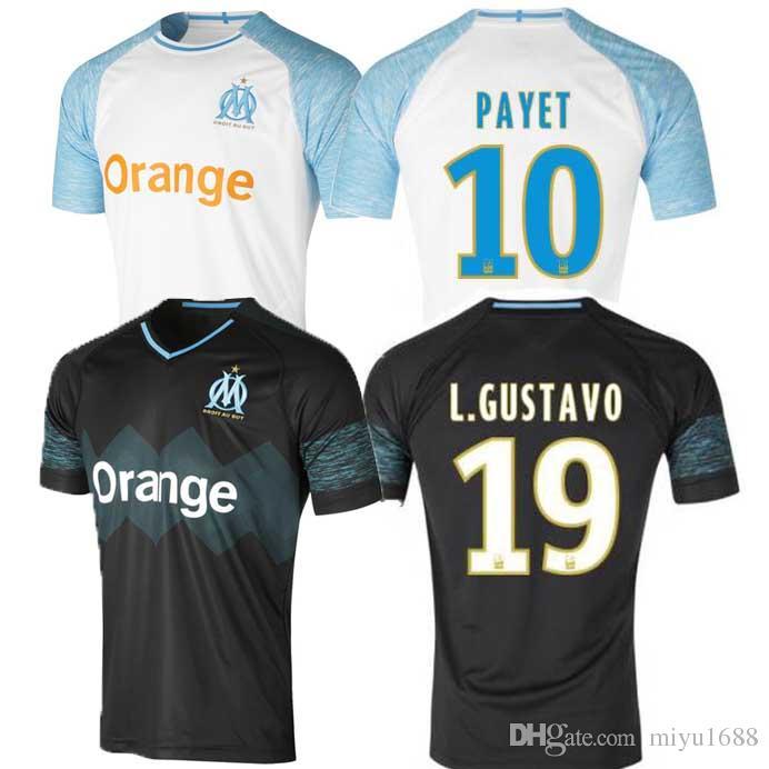 ensemble de foot Olympique de Marseille 2018