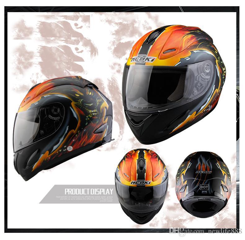 Motorcycle Helmet Full Face Motorcycle Adult Motocross Off Road Helmet ATV Dirt bike Downhill racing helmet 802 Casque De Moto
