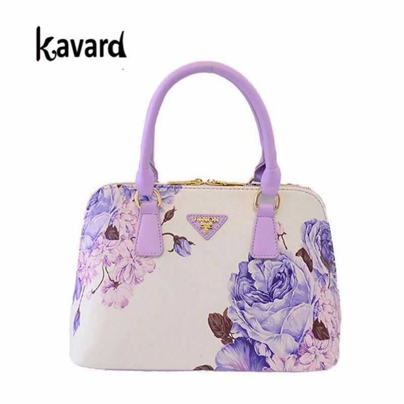 1b4a594626 NEW Luxury Handbags Women Bags Designer Bags Handbag Women Famous Brand Sac  A Main Small Shell 2017 Plum Flower Bag Dollar Price Y1891907 Crossbody  Purse ...