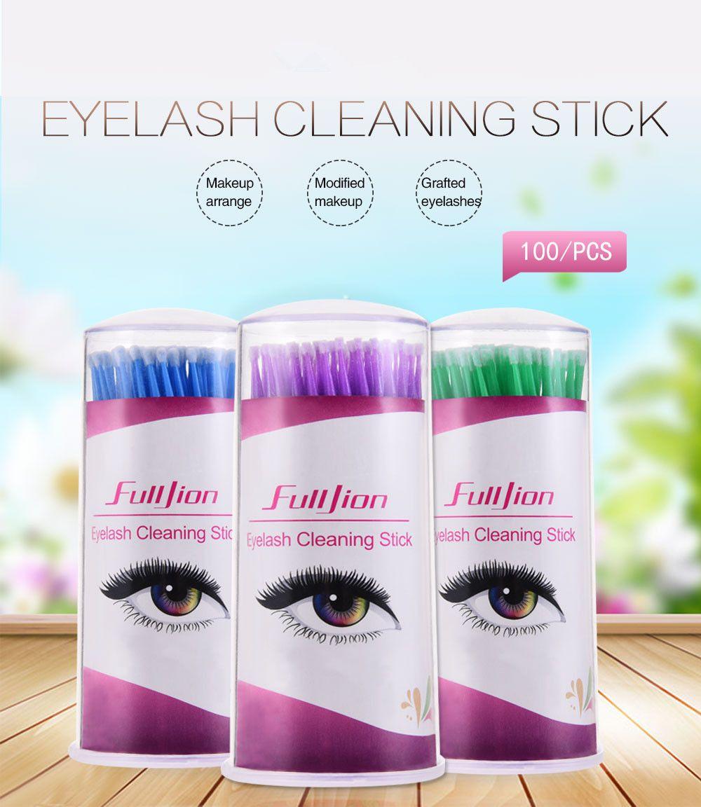 e9bcef1e822 Wholesale Disposable Makeup Brushes Individual Lash Removing Tools Swab  Micro Brushes Eyelash Extension Tools Sponge Phylum Vanilla Sponge Recipe  From ...