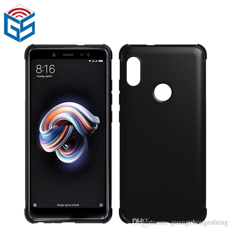 7df0e7352 Fall für Xiaomi Redmi Anmerkung 5 Pro   Anmerkung 5 5 Plus 5+ 5Plus Heißes  verkauftes weiches Gel TPU Telefon schützende Rückseite Handy-Abdeckung