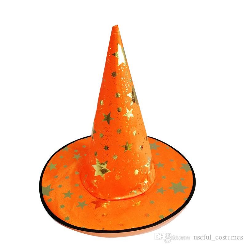2019 Halloween Hat Witch Fancy Dress Party Dallas Cowboys Hats Costume  Accessories Caps Wig Witch Halloween Costumes For Adults Vampries Apparel  From ... 25796bd6348