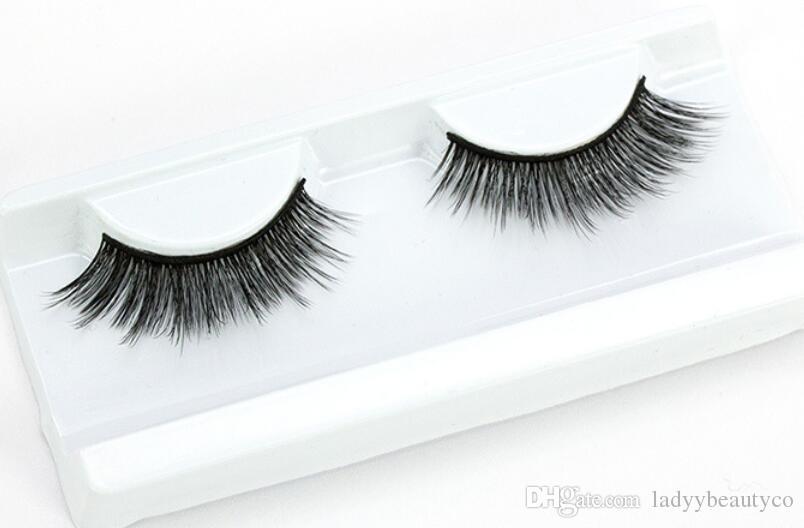 F01 super 3D false eyelash 3D strip lashes thick fake faux mink eyelashes 3D mink eye lashes Eyelash Upper Lashes Soft Natural