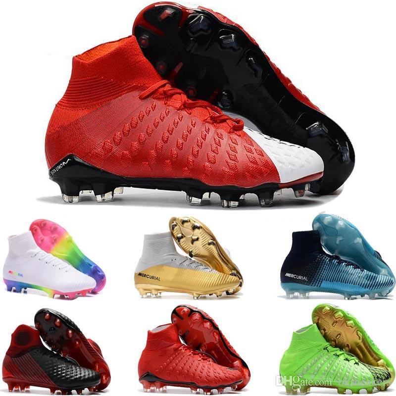 clearance online ebay outlet discounts Magista Obra Football Boots Hypervenom Phantom Soccer Shoes Mercurial Superfly FG CR7 Soccer Boots cheap original soccer cleats Sneakers cheap sale fashion Style best place cheap online RzQKm