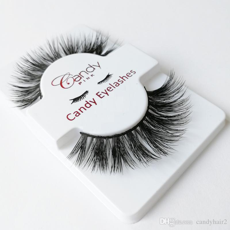 Black cotton stalk mink hair false eyelashes thick eye lashes 3D eyelashes WINGED mink hair eyelashes eye lashes thick eyelash