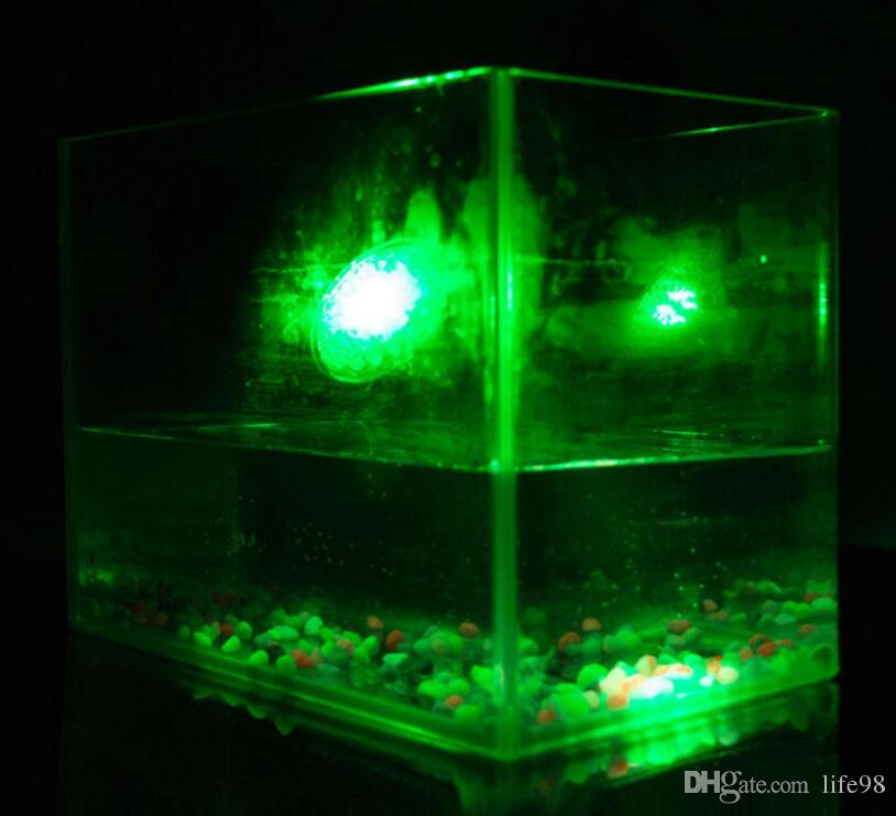 Imperméable à l'eau IP68 RVB 36 LED lumière sous-marine pour piscine fontaines étang eau jardin aquarium réservoir de poissons lampe de projecteur