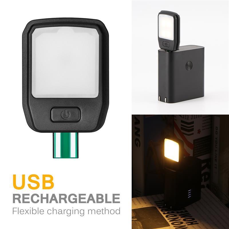New Usb Portable Lamp Flexible Mini Clip On For Amazon Kindle