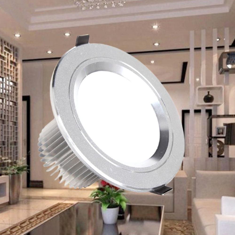 Led 2.5inch Downlight Recessed Indoor Ceiling Light Spot Light Round ...