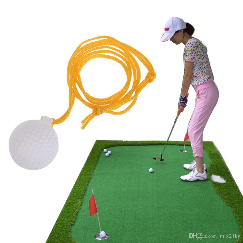 2019 Golf Solid Swing Trainers Ball Golf Swinger Practice With String New  Hot Sale From Mix21kg, $1.2 | DHgate.Com