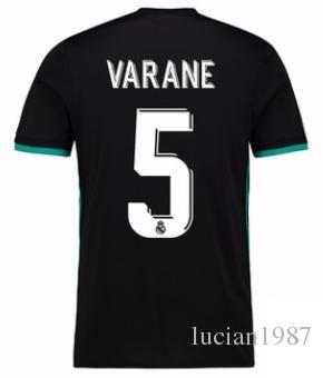 6e347d6ad524b 1718 Real Madrid TOP Calidad Tailandesa Varane Camisetas De Fútbol  Personalizadas Descuento Camisetas De Fútbol Baratas 9 Camisetas De Fútbol  BENZEMA ...