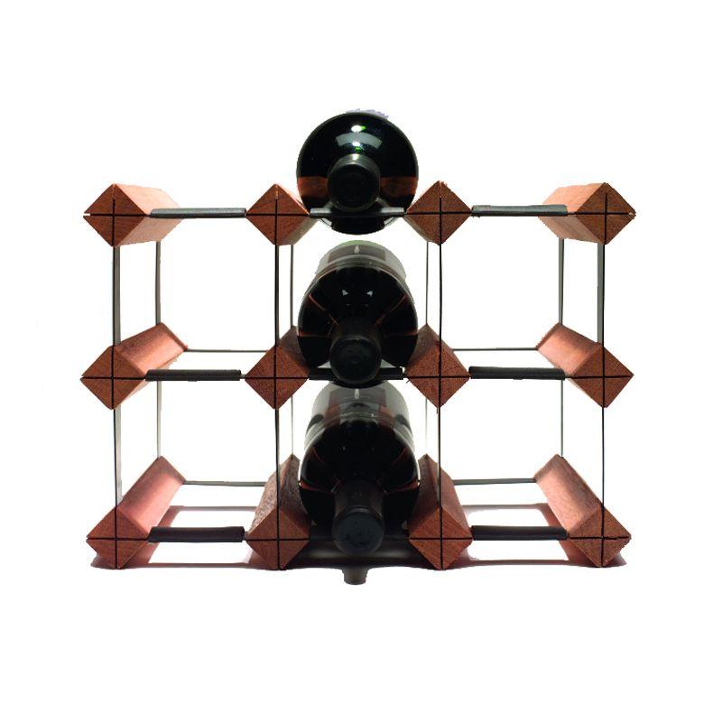 Weinregal Halter Regal Rack Steine für Whisky Shelf Brauanlage Ständer für  Flaschen Globe Bar Ständer Chopeira J097