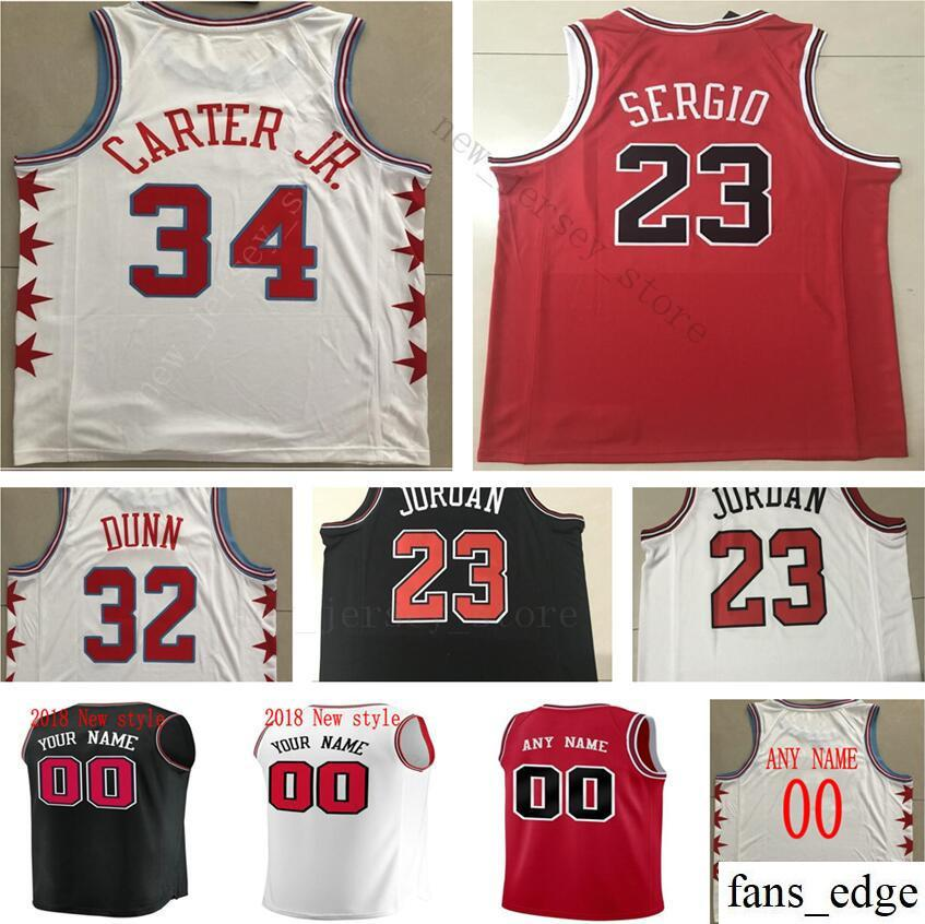 buy online 51cf4 2965c Custom Printed ChicagoBullsJerseys Top Quality Red Blue White City Jersey.  Message number and name on the order. Any name and number.