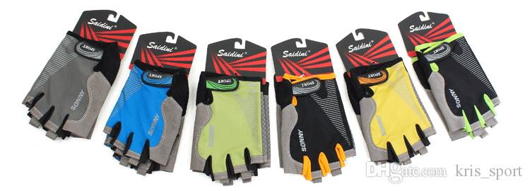 Tam parmak açık spor eldiven şahin taktik Silika jel antiskid bisiklet eğitim ordu fanlar özel kuvvetler Ince fiber eldiven 023