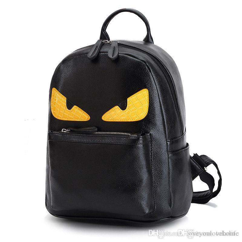 9598e3f7d8 Wholesale DUDINI New Fashion Backpacks Travel Backpack Male Female School  Bags For Teenagers Girl Monster PU Leather Shoulders Bag Boys Backpacks  Camo ...