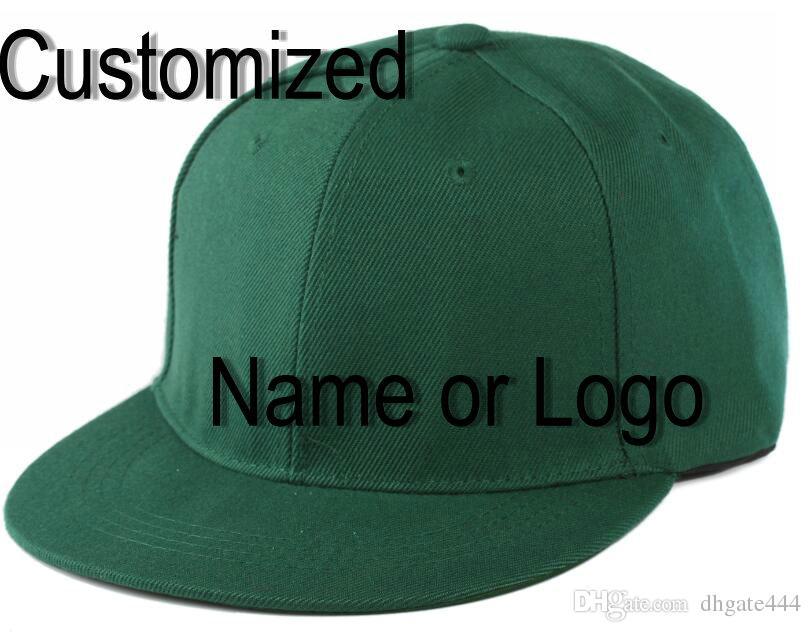 c65fc775d83 Baseball Cap Adult Customized Snapback Bulls Hats Accept Custom Made ...