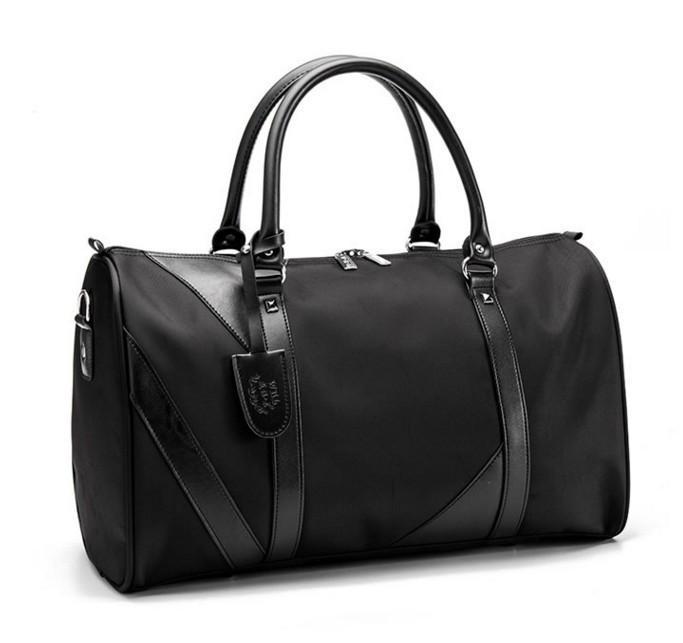 Short-distance Travel Bag Female Hand Luggage Bag Boarding Simple ... 17dd8218c1880