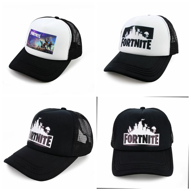 02b1e4dfeec8d Fortnite Battle Royale Baseball Caps Cowboy Trucker Snapbacks ...